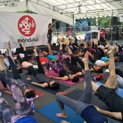 [Key Power Sports] Manduka Singapore at Fitness Fest 2017 happening at Bayfront Avenue!