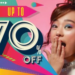 [Selectiv' by Sasa] Let's get sensational and treat yourself like never before with sweet beauty treats at up to 70% savings*.