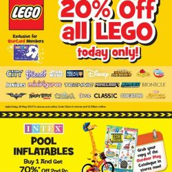 """[Babies'R'Us] 3 Day Toys""""R""""Us Islandwide deals from 19 May (Fri) to 21 May (Sun)."""