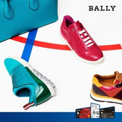 [UOB ATM] Get up to 40% off selected sales items at Bally this GSS!