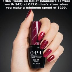 [O.P.I] LIKE & Share OUR PAGE if You ❤ OPI!