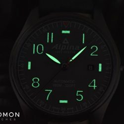 [Gnomon Watches] The new Startimer Pilot Automatic from Baselworld 2017 maintains all the pilot features the Startimer Collection is known for.