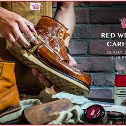 [Red Wing Shoe] How often do you clean and condition your pair of Red Wing boots?