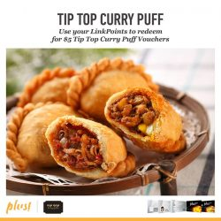 [Tip Top] Tip Top Curry Puff is now on Plus!