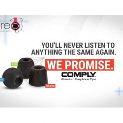 [Stereo] The first time you experience a Comply™ Foam Tip, you discover there's something amazing going on.