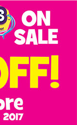 [Babies'R'Us] All Shopkins on sale at up to 50% off from the 2(Fri) - 11(Sun) Jun 2017!