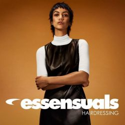 [Essensuals Hairdressing] Want a fuss-free hairstyle?