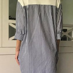 [Tagstyle] HARDA STRIPES TOP ~ Free size