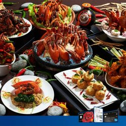 [UOB ATM] It's that crab-tastic time of the year again at PARKROYAL on Kitchener Road!