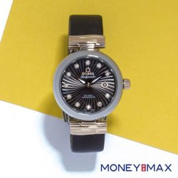 [MONEYMAX] Never a dull day with this Omega watch that is so exquisite like this.