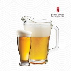 [Peach Garden Chinese Dining] Time Out With Tiger Beer at Peach Garden OCBC Centre, Thomson Plaza and Orchid Country Club!
