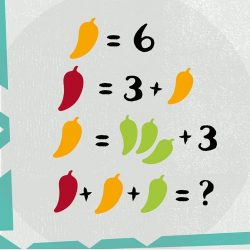 [Nando's] Can you solve this brain teaser here?