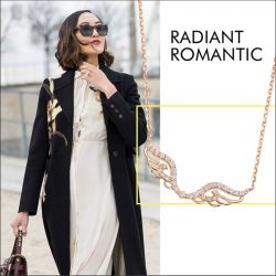 [Goldheart Jewelry Singapore] Sleek drop earrings, pretty necklaces, statement rings, and everything you need to look haute this summer.