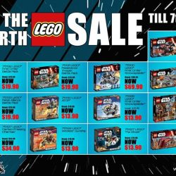 [Simply Toys] Last 2 days to enjoy the discounted LEGO sets at Simply Toys