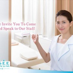 [Musee Platinum] Let us learn more about you during the pre-treatment consultation and your history with hair removal!