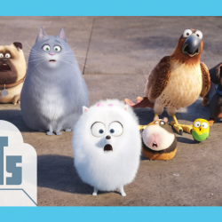 [Changi City Point] Join us for a movie screening of 'The Secret Life of Pets', a light-hearted movie with laughs for the