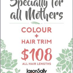 [JasonSally Hairdressers] Happy Mothers Day to all our lovely Mothers!