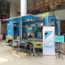 [Daikin Proshop PassionAir] Come on down to Cathay & be the first few to take a look at our Daikin Mobile Showroom!