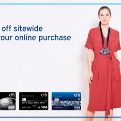 [Citibank ATM] Shopping gets better at IN GOOD COMPANY.