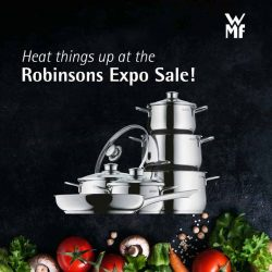 [WMF] Sweeten the pot with unbelievable deals at our Robinsons Expo Atrium Sale from 25 May – 4 June!