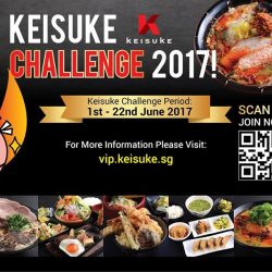 [Keisuke Ramen] SHARE IT TO YOUR FRIENDS NOW!