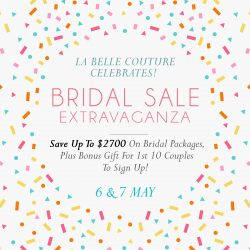 [LA BELLE] Hello fellow engaged brides of 2017 and 2018!