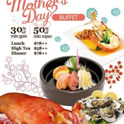 [Peach Garden Noodle House] PEACH GARDEN@ HOTEL MIRAMARDine with us this Mother's Day Weekend (13&14 May).