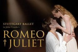 [SISTIC Singapore] Tickets for da:ns series Stuttgart Ballet Romeo & Julietgoes on sale on 16 May 2017.