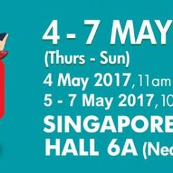 [BHG Singapore] LAST 3 DAYS for our BHG EXPO happening NOW at Singapore Expo Hall 6A till this sunday 7 May!