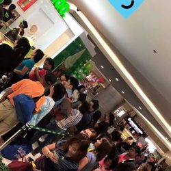 [llaollao Singapore] With overwhelming response in Philippines' first two outlets, we have now opened our 3rd store in SM Megamall.