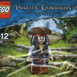 [Bricks World (LEGO Exclusive)] GWP – LEGO® Pirates of the CaribbeanFREE LEGO® Jack Sparrow Polybag when you purchase LEGO® Pirates of the Caribbean - Silent