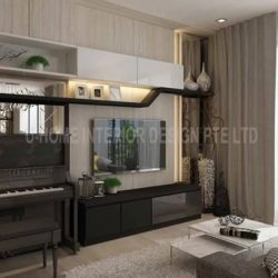 [U-HOME INTERIOR DESIGN] Sharing to All Homeowners our designers photorealistic done for   Lakeville Condominium @ Jurong!