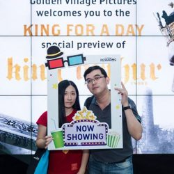 [StarHub] Big thanks to all the StarHub families who came to catch KING ARTHUR: LEGEND OF THE SWORD.