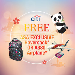 [ASA Holidays] Join us on a journey to explore the beauty of China today with our exclusive Charter flights, attractive deals and