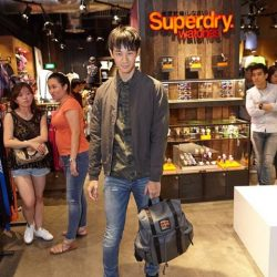 [Superdry] Here's what went down at our recent Denim Event!