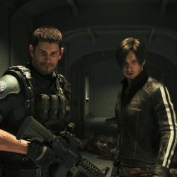 [Golden Village] Set between Resident Evil 6 and Resident Evil 7: Biohazard, RESIDENT EVIL VENDETTA sees BSAA Chris Redfield and his team