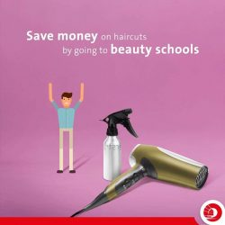 [OCBC ATM] Although most of us need a monthly haircut, the cost can add up to quite a bit depending on where