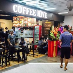 [Coffee Hive] Dear friends of Eastern Singapore,Coffee Hive at Loyang Point is ready to serve you.