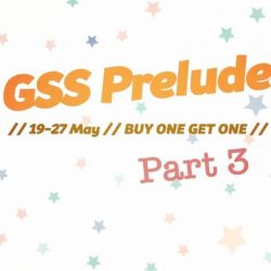 [Craftholic Singapore] Craftholic GSS Prelude Part 3: 19-27 May 2017Buy One Get One Free for all lovely hoodies!