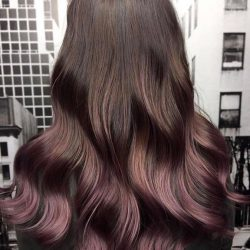 [Salon Vim] This look is everything we want this season — vibrant but subtle looking, shiny with lots of dimension!