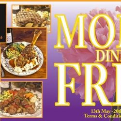 [The King Louis Bar & Grill] Mother's Day Special !