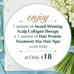 [Oriental Hair Solution] 4 more days to the end of promotions!