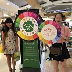 [Bottea Verde] Here are some of our lucky winners for today!