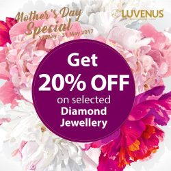 [Luvenus] Mother's love is endless, silent, firm and always undemanding - To match the sacrifices made by our mothers is not