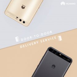 [HuaWei] There may be times when we face issues with our smartphones but are unable to make a trip down to