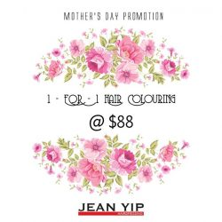 [Enjoy by Jean Yip] Give your mother the best this Mother's Day!