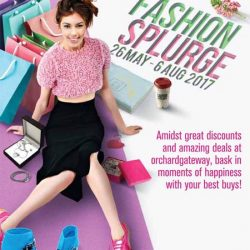 [Orchard Gateway] It is time for Singapore's biggest sale of the year once again!