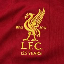 [WESTON CORP] 125 years Of Liverpool Football Club.