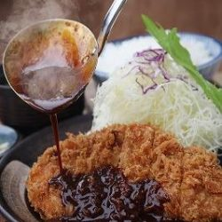[TONKATSU BY MA MAISON] Today's our Daily lunch at $16.