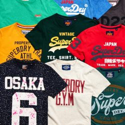 [Superdry] This week is already looking up - Graphic Tees at 3 for 2* till this Sunday, 14 May.